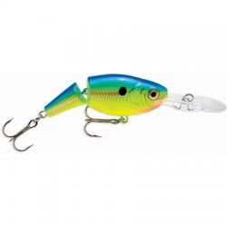 Jointed Shad Rap JSR07 7cm 13g kolor PRT
