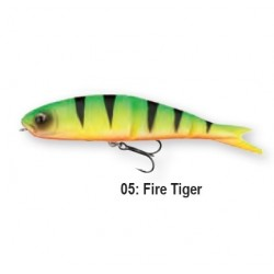 READY TO FISH 42162 05-Fire Tiger 9.5cm 12g 3szt.