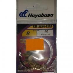 Haki HG-1100 Maruseigo Hayabusa czarny nr 8