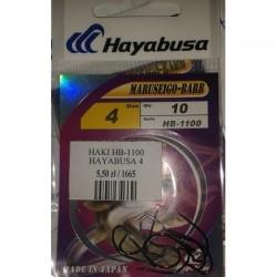 Haki HB-1100 Maruseigo Hayabusa czarny nr 4