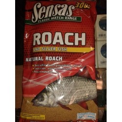 Sensas 3000 Roach and silver fish Natural Roach
