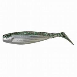 Guma Gunki 10,5 cm G Bump GREEN SHINER