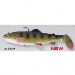 3D TROUT RATTLE SHAD 12,50cm 35g 04-PERCH 50402