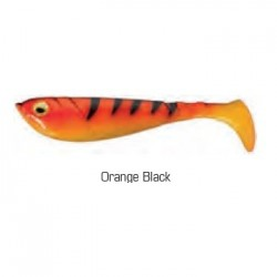 Pulse Shad 6cm kolor ORANGE BLACK