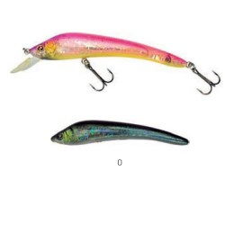 Koolie Minnow Medium Lip KM-GL-ML-076-FL-PRT