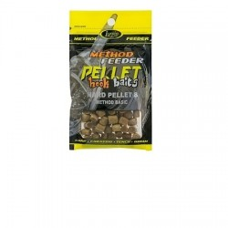 Pellet Hokk Baits  Hard Method Basic Lorpio 6 Green Betaine