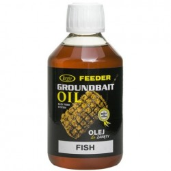 Olej do zanęty Feeder Groundbait Oil Fish 500ml