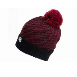 Czapka FOX  Burgundy/Black Bobble CPR763