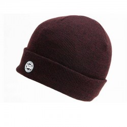 Czapka FOX  Burgundy/Black Marl Beanie CPR761