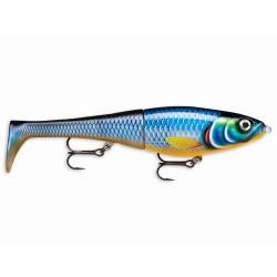 Wobler X-RAP PETO 20 cm BGH BLUE GHOST