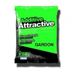 Additives Attracive Gardons 250g Sensas
