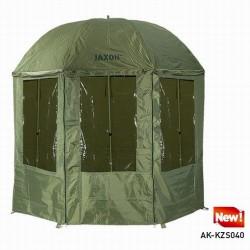 Parasol wędkarski AK-KZS040 Jaxon z osłoną