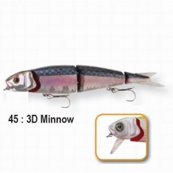 4PLAY 'LIP LURES' - 13cm 45-3D Minnow