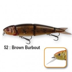 4PLAY LOW RIDERS - 13cm 52-Brown Burbout