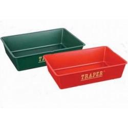 Kuweta duża 50x33 cm Traper 35090 zielona