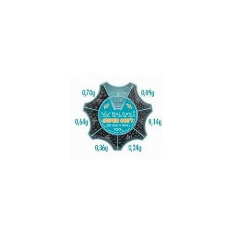 Śruty Super Soft 0,09 do 0,70g