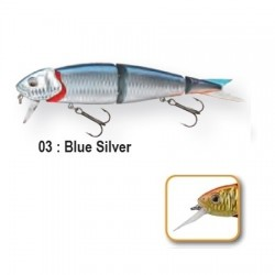4PLAY 'LOW RIDERS - 13cm 03-Blue Silver
