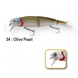 4PLAY 'LIP LURES' - 13cm 34-Olive Pearl
