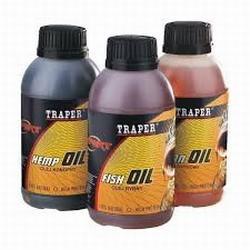 Olej łososiowy EXPERT 280ml Traper 02210