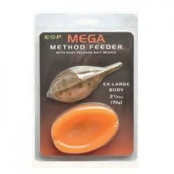Koszyk zanętowy Mega Method Feeder X-LARGE 70g