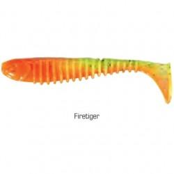 Flex Rib Shad 6,5 cm kolor Firetiger