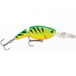Jointed Shallow Shad Rap JSSR05 5cm 7g kolor FT