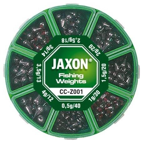 Zestaw ciężarków łezki JAXON CC-Z001