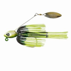 BC Spin Jig 20 gram Black Wave Black Cat