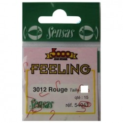 Haki 3012 Sensas Feeling nr.16 Rouge