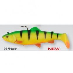 3D TROUT RATTLE SHAD 12,50cm 35g 05-FIRETIGER 50403
