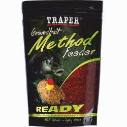 Traper METHOD FEEDER READY 0,75kg Fishmix
