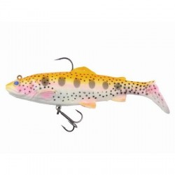 3D TROUT RATTLE SHAD 12,50cm 35g 02-GOLDEN ALBINO RAINBOW 47083