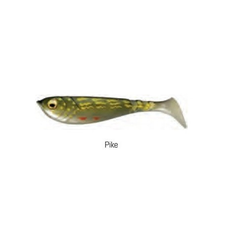 Pulse Shad 6cm kolor PIKE