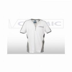 Koszulka COMPETITION XL WHITE Colmic ABT003D