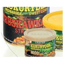 Kukurydza z truskawką 70 g