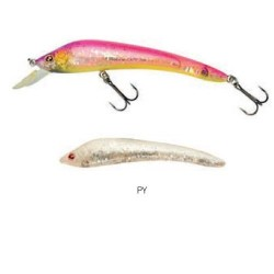 Koolie Minnow Medium Lip KM-GL-ML-090-FL-PY
