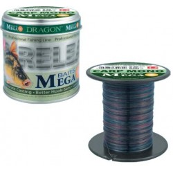 Mega Baits Carp Mono Dragon 0,23mm 5,60kg 600m