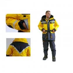 Kombinezon pływający SeaFox Pro dwuczęściowy L