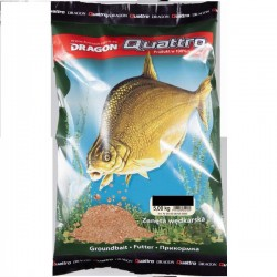 Zaneta Karp Ryba-Śliwka 5 kg Dragon Quattro