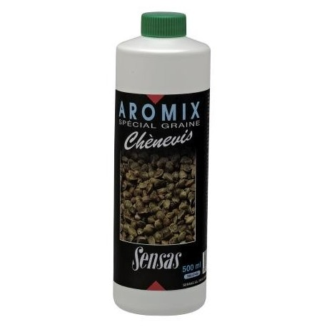 Sensas Aromix Chenevis 500 ml