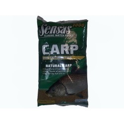 Sensas CARP NATURAL 1KG