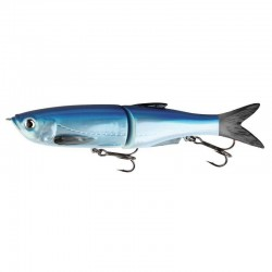 3D Bleak Glide Swimmer  16cm 03-Blue Back