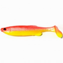 FAT T-TAIL MINNOW 10,5cm 11g 09-YR Fluo