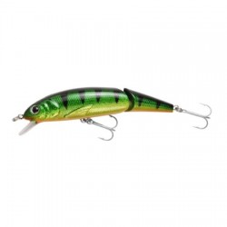 JOINTED TORMENTOR 110mm 20g  FLOATING kolor PERCH