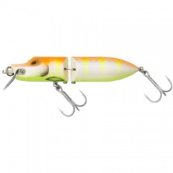 Hi-Lo Jointed Sinking 9cm UV-ORANGE/WHITE/YELLOW