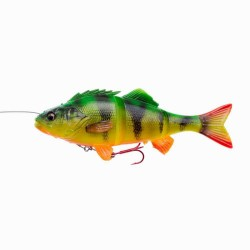 4D Line Thru Perch 17cm 63g 02-Firetiger