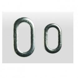 Pierścienie owalne 2,75/4mm 10 szt 04905N