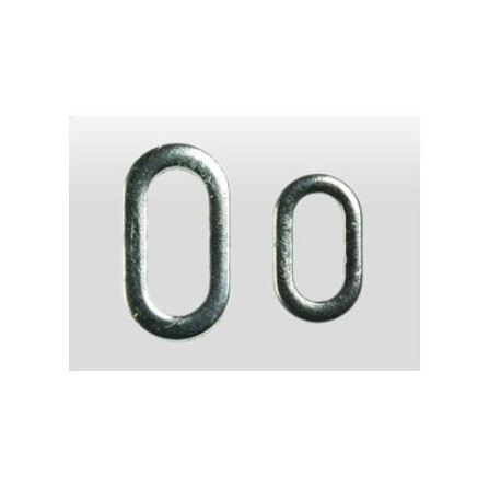 Pierścienie owalne 3,5/6mm 10 szt 04904N