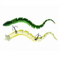 3D Snake 20cm -25g  05 - Green Snake Snake Savage Gear 63508