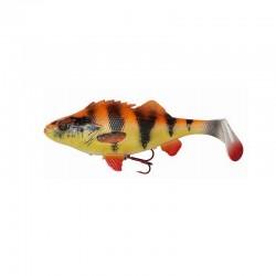 4D Perch Shad 12,5cm 23g 03-Albino 61796